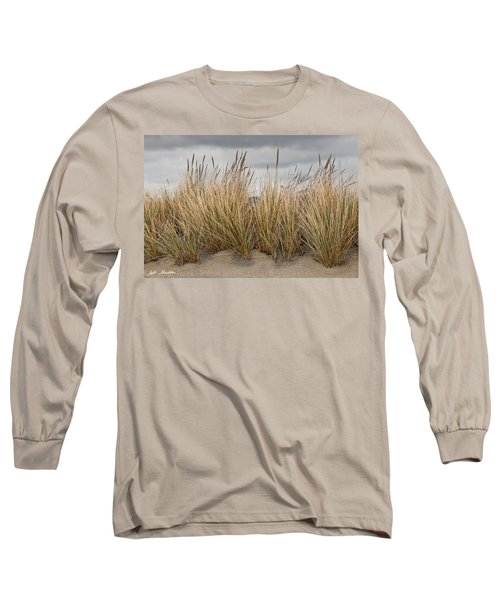 Sea Grass And Sand Long Sleeve T-Shirt