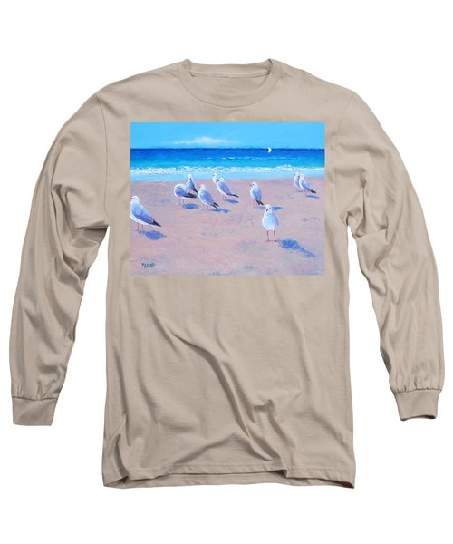 Seagulls Long Sleeve T-Shirt
