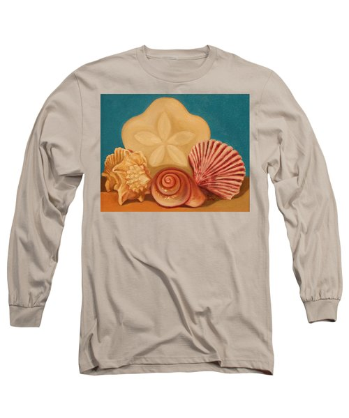 Seashells Long Sleeve T-Shirt