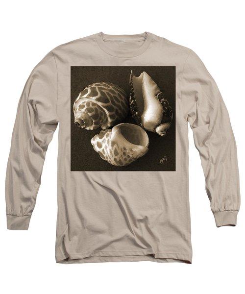 Seashells Spectacular No 1 Long Sleeve T-Shirt