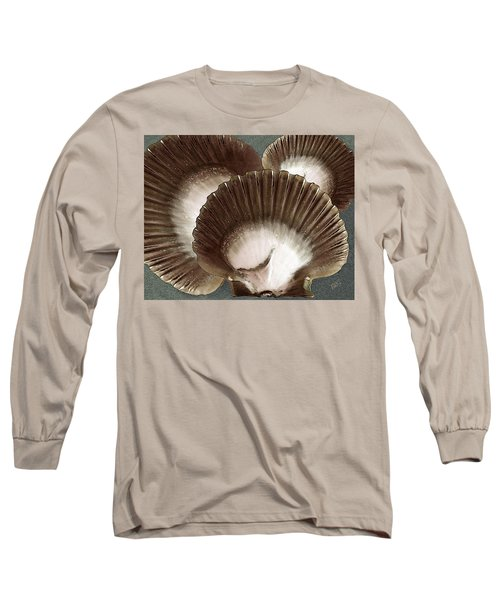 Seashells Spectacular No 22 Long Sleeve T-Shirt
