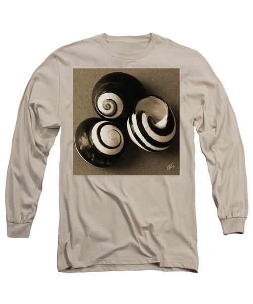 Seashells Spectacular No 27 Long Sleeve T-Shirt