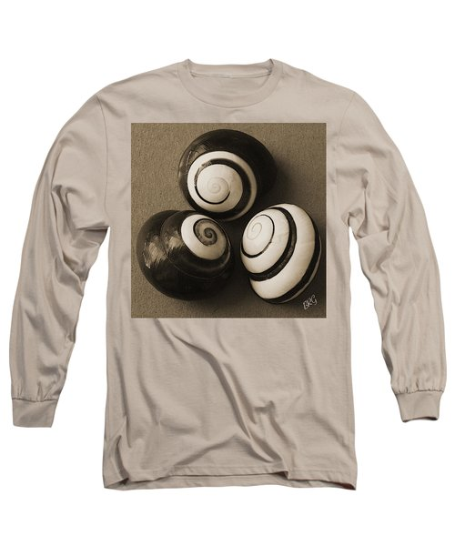 Seashells Spectacular No 28 Long Sleeve T-Shirt