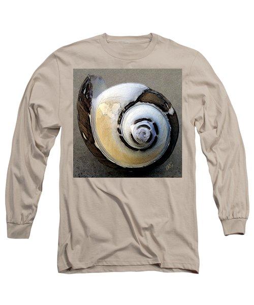 Seashells Spectacular No 3 Long Sleeve T-Shirt