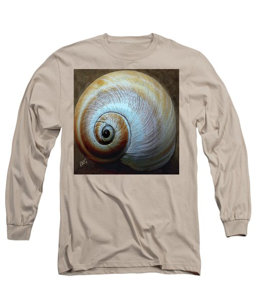 Seashells Spectacular No 36 Long Sleeve T-Shirt