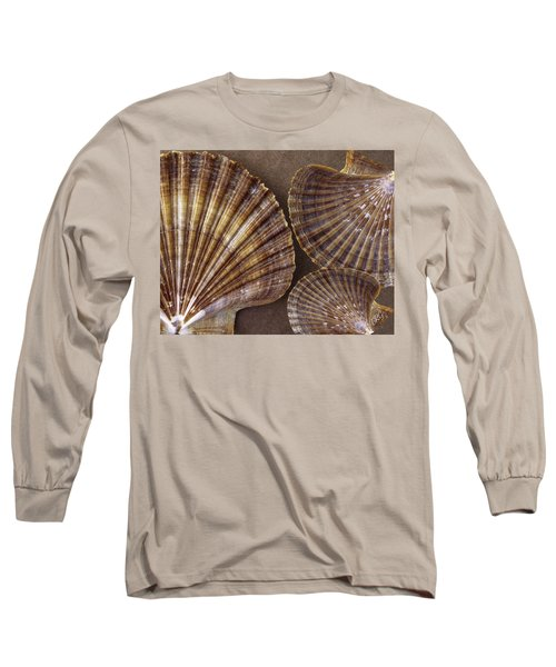 Seashells Spectacular No 7 Long Sleeve T-Shirt