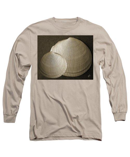 Seashells Spectacular No 8 Long Sleeve T-Shirt