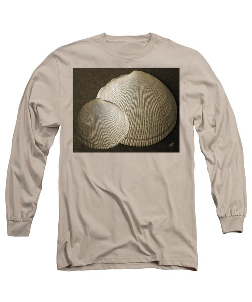 Seashells Spectacular No 8 Long Sleeve T-Shirt