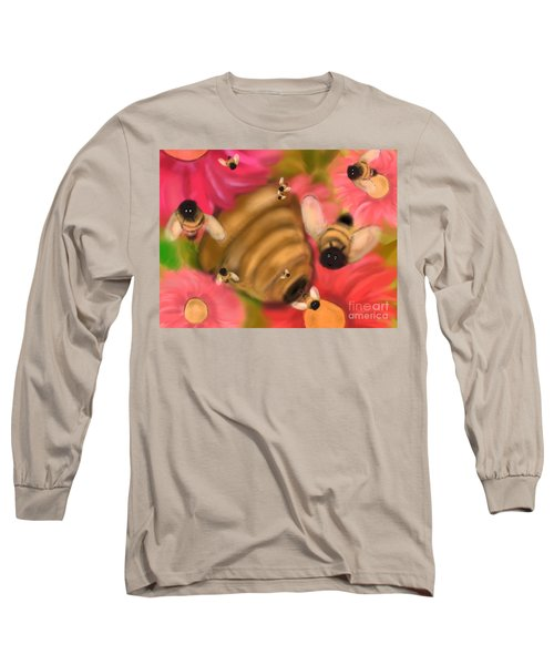 Secret Life Of Bees Long Sleeve T-Shirt