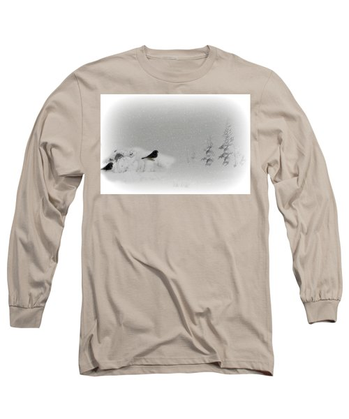 Seeking Shelter Long Sleeve T-Shirt