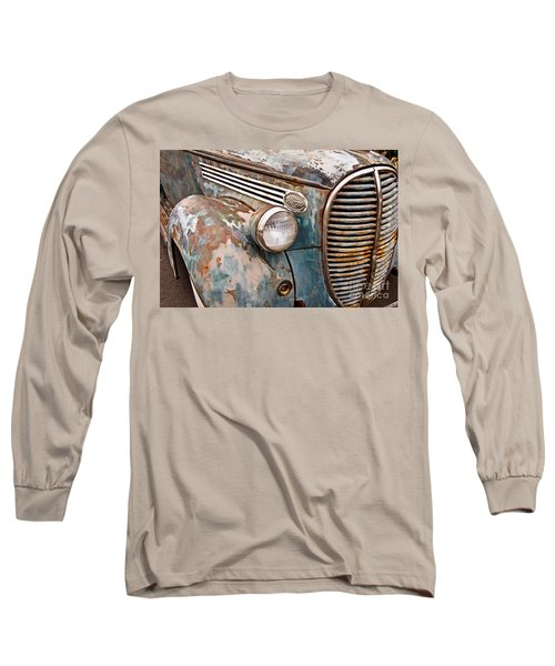 Seen Better Days Long Sleeve T-Shirt by David Lawson