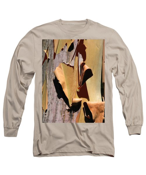 Sensitive Skin 2 Long Sleeve T-Shirt