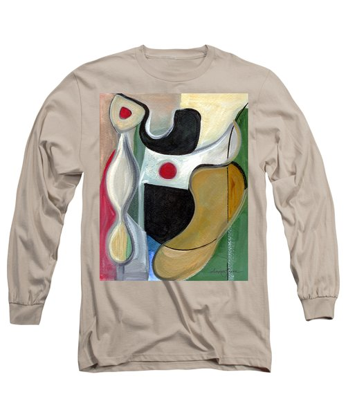 Sensuous Beauty Long Sleeve T-Shirt by Stephen Lucas