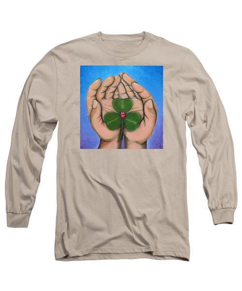 Sent From Above Long Sleeve T-Shirt