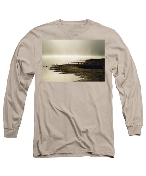 September Morning Long Sleeve T-Shirt by David Porteus
