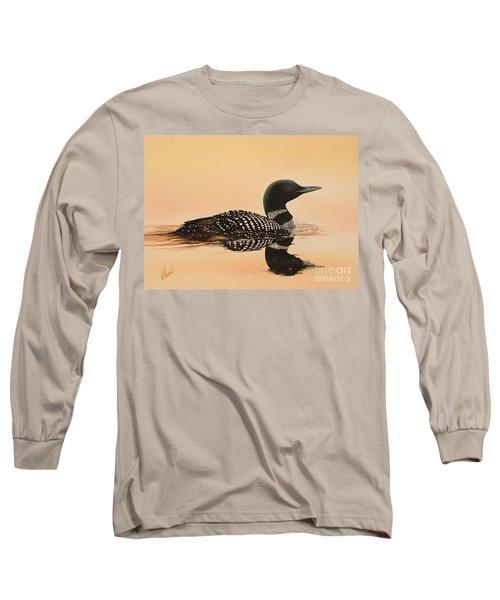 Serene Beauty Long Sleeve T-Shirt