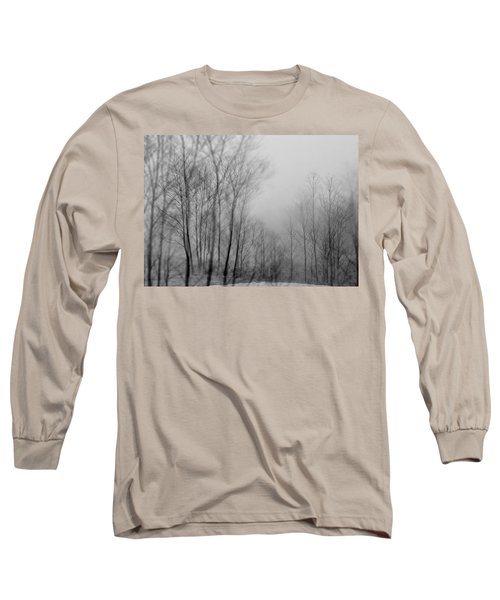 Shadows And Fog Long Sleeve T-Shirt