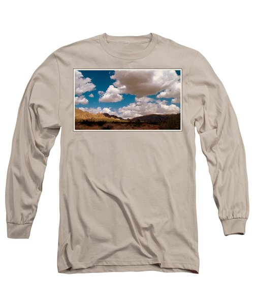 Shadows In The Valley Long Sleeve T-Shirt