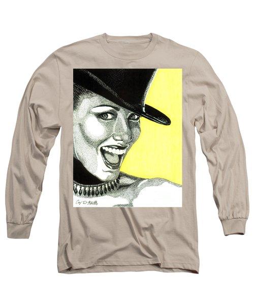 Shania Twain Long Sleeve T-Shirt
