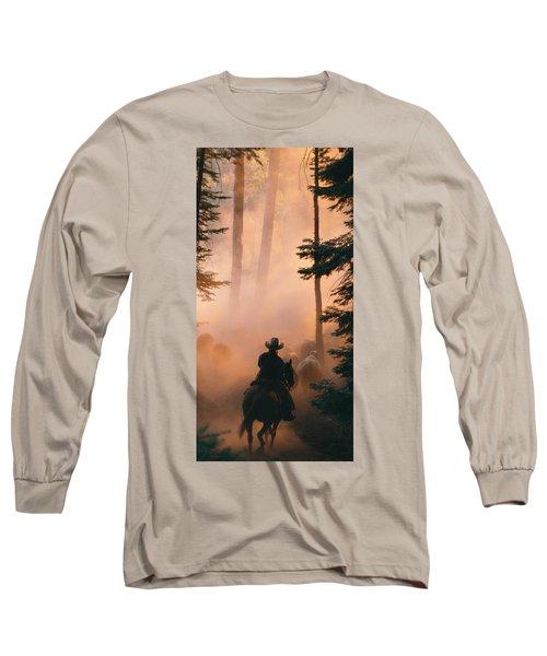 Shayna Long Sleeve T-Shirt
