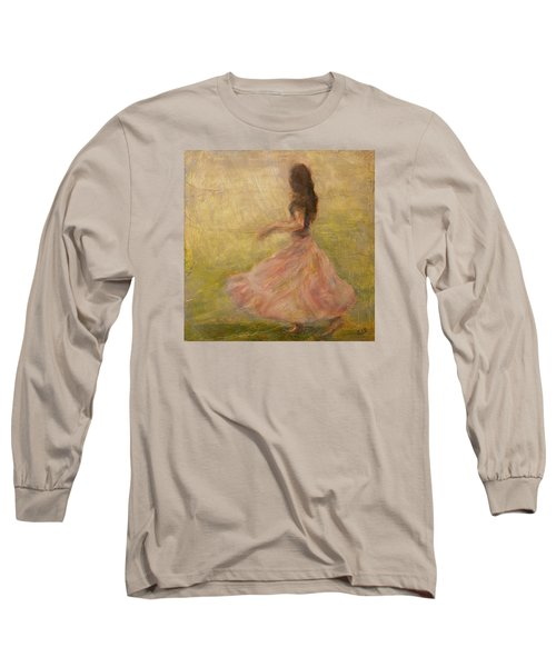 She Dances With The Rain Long Sleeve T-Shirt