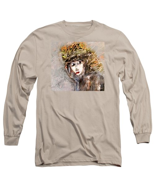 SHE Long Sleeve T-Shirt