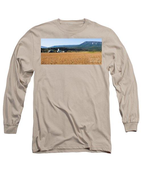 Shenandoah Valley Panorama Long Sleeve T-Shirt