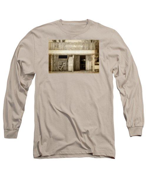 Sheriff Office Long Sleeve T-Shirt