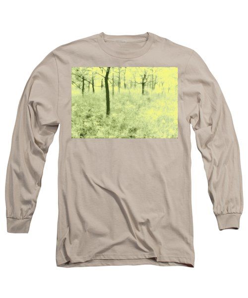 Long Sleeve T-Shirt featuring the photograph Shimmering Spring Day by John Hansen