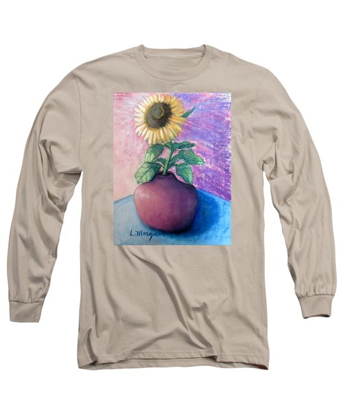 Shine On Me Long Sleeve T-Shirt by Laurie Morgan