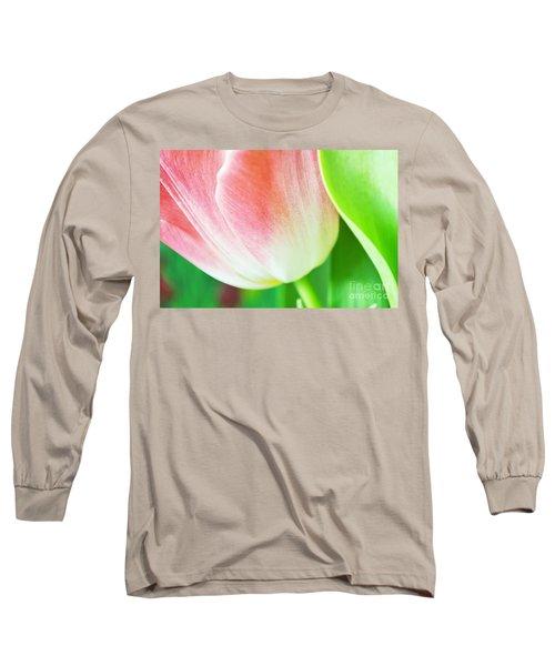 Shiny Long Sleeve T-Shirt by Felicia Tica