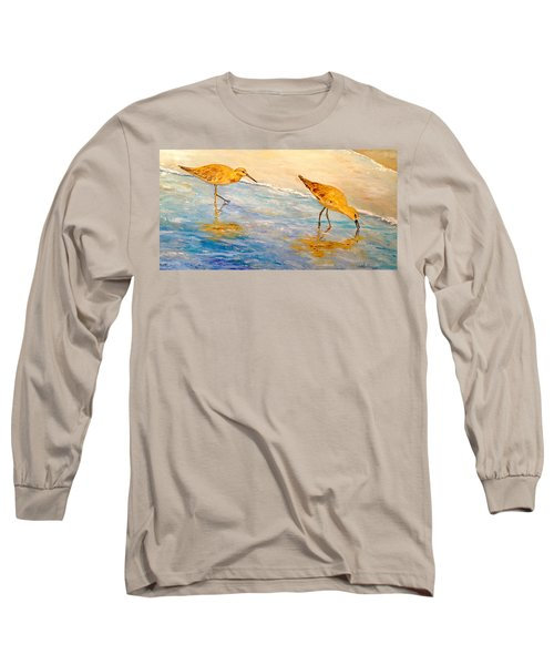 Shore Patrol Long Sleeve T-Shirt