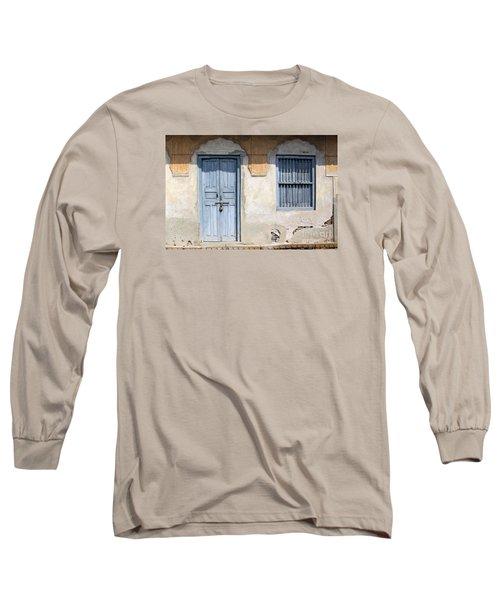 Shuttered #6 Long Sleeve T-Shirt