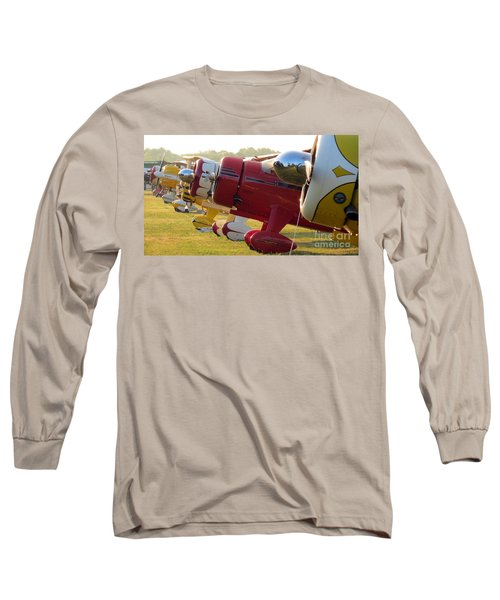 Side By Side. Oshkosh 2012 Long Sleeve T-Shirt