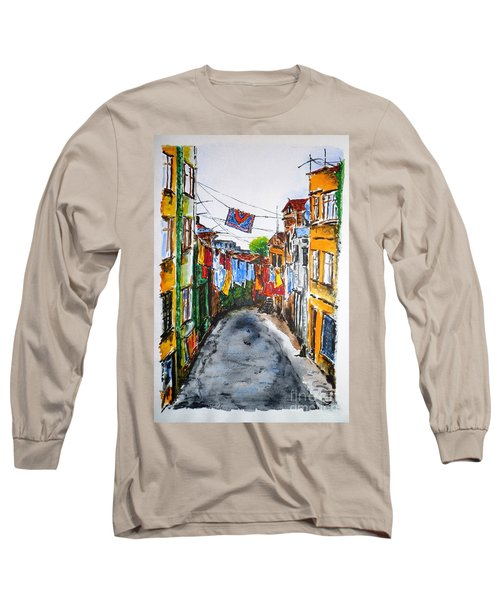 Side Street Long Sleeve T-Shirt