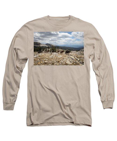 Sierra Trail Long Sleeve T-Shirt