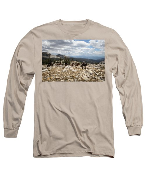 Sierra Trail Long Sleeve T-Shirt
