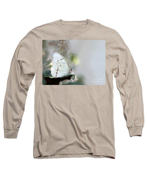 Silent Beauty Long Sleeve T-Shirt