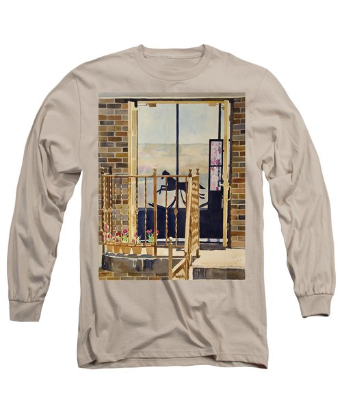 Silhouette Long Sleeve T-Shirt