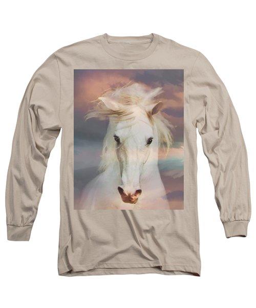 Silver Boy Long Sleeve T-Shirt