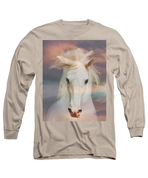 Silver Boy Long Sleeve T-Shirt