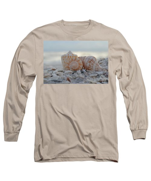 Simplicity And Solitude Long Sleeve T-Shirt