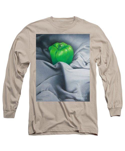 Simply Green Long Sleeve T-Shirt