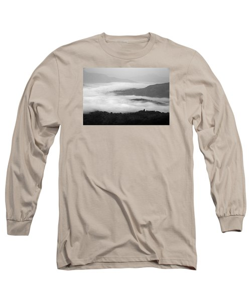 Long Sleeve T-Shirt featuring the photograph Skc 0064 Heaven On Earth by Sunil Kapadia
