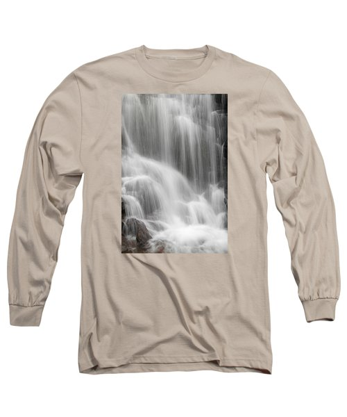 Long Sleeve T-Shirt featuring the photograph Skc 1419 A Smooth Pattern by Sunil Kapadia