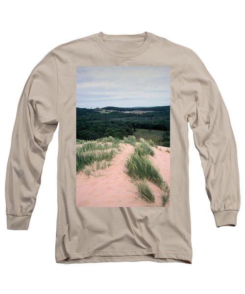 Sleeping Bear Dunes Long Sleeve T-Shirt