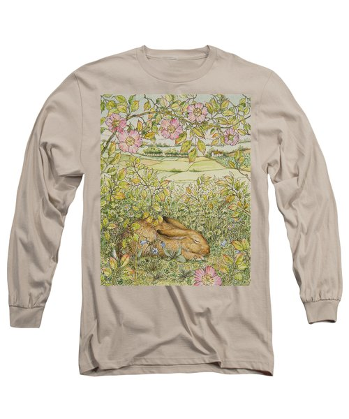 Sleepy Bunny Long Sleeve T-Shirt