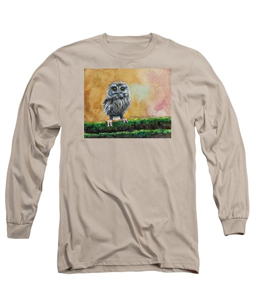 Small Wonder Long Sleeve T-Shirt