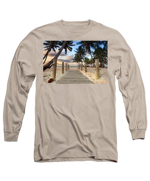 Smathers Beach 2 Long Sleeve T-Shirt