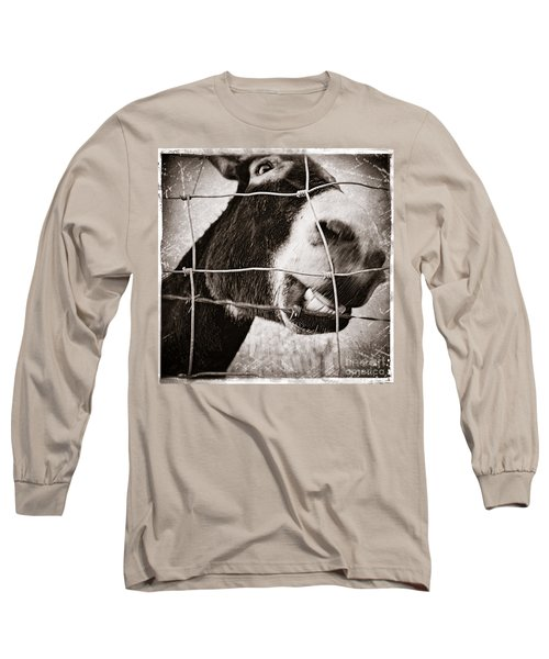 Smile Like You Mean It Long Sleeve T-Shirt